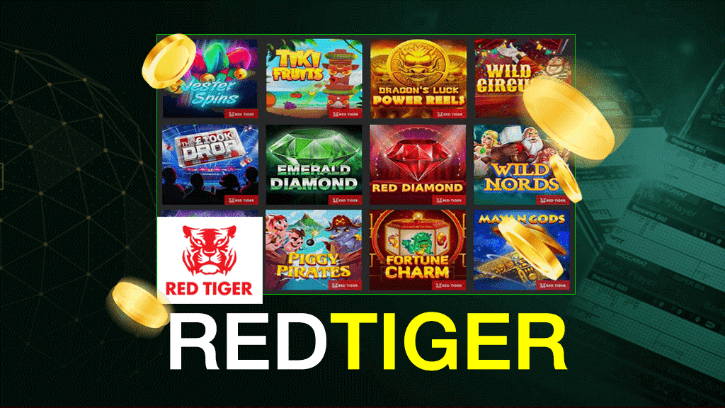 red tiger สล็อตทดลองเล่นฟรี แจ็คพอตแตกง่าย